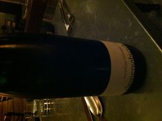 Exquisite Riesling served at Bar Bambino in San Francisco