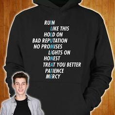 Dibs On Shawn Hooded Sweatshirt