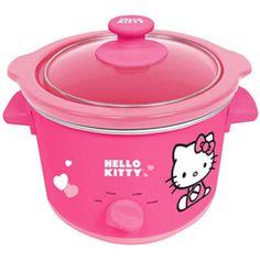 Walmart: Hello Kitty Slow Cooker