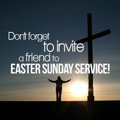 Have You Invited Someone for Easter? [Free Downloads]