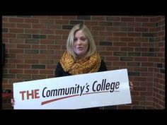 THE Community's College Video: Andrew, Jessica, Kristen, Tanya, Claire, ...