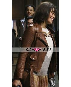 #PaulaPatton #TanBrown #Biker #Leather #Jacket