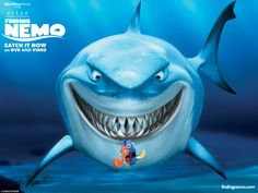 finding nemo - is what led me through my child hood.