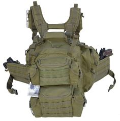 Concealed Carry Tactical Backpack
