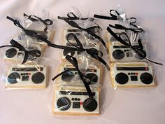 boom box party favors