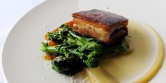 How to Cook Pork Belly Sous Vide - Great British Chefs Sous Vide Pork, Sous Vide Cooking, Cooking Pork, Apple Recipes, Gourmet Recipes, Cooking Recipes, Sushi Recipes, Gourmet Foods, Gourmet Desserts