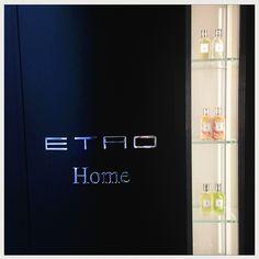 A virtual tour of the new Etro Home flagship store in via Pontaccio 17, Milan.