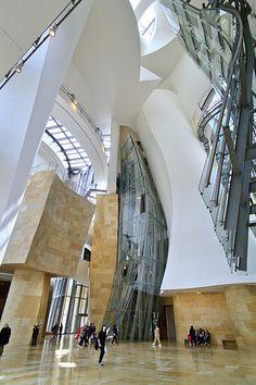 Guggenheim Museum. Bilbao. Vizcaya. País Vasco. Spain