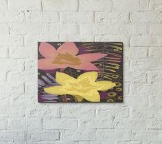 Color pop lilies
