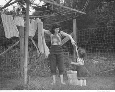 Sew Country Chick: Sewing, Crafts, and Vintage Style: Dreaming of an Old Fashioned Clothesline