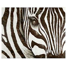Zebra Painting - Love