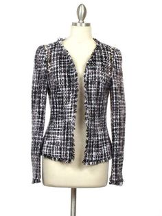 Mademoiselle tweed jacket