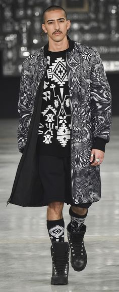 Marcelo Burlon County of Milan - Fall 2016
