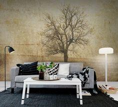 The Lonely Tree! #rebelwalls #Tapetti #Kuvatapetit
