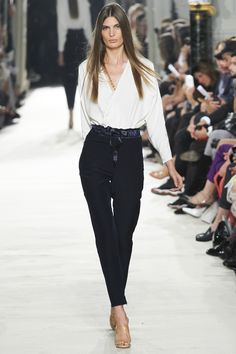 Simple but beautiful: Alexis Mabille womenswear, spring/summer 2015, Paris Fashion Week