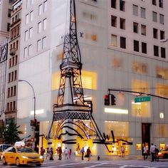 5th Av. ❤️ New York ❤️ Manhattan ❤️ Louis Vuitton