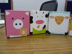 Liz's Speech Therapy Ideas: Oh for the Love of Target Brand Kleenex Boxes!