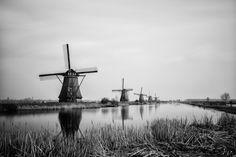 Kinderdijk by insolitus85.deviantart.com on @deviantART
