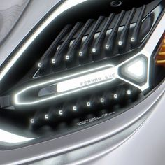 SPARK YA BRAYN Suzuki Carry, Ramp Design, Car Chair, Car Design Sketch, Car Headlights, Tail Light, Head Light, Transportation Design, Exterior Lighting