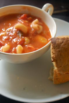 Tasty but thrifty soup
