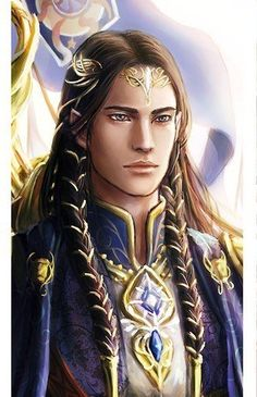 Fingon. Niyochara  That's What I'm Tolkien About  More @ http://groups.google.com/group/FantasyMagie & http://groups.yahoo.com/group/fantasy_forum   Like us pls! http://www.facebook.com/ComicsFantasy & http://www.facebook.com/groups/ArtandStuff