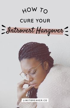 Feeling emotionally drained from too much stimulation and people-ing? You probably have an introvert hangover. Here's how to cure it. Personality Psychology, Infj Personality, Highly Sensitive Person, Sensitive People, Yoga Nidra Meditation, Emotionally Drained, Introvert Problems, Lack Of Energy, Work Life Balance