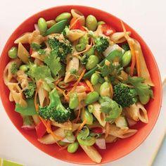 Easy Dinner Recipes: Sesame Noodles