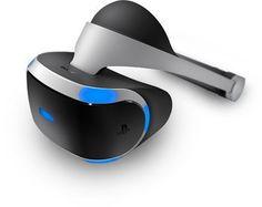Gogle VR Sony