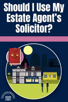 'Should I use the conveyancing solicitor my estate agent has recommended?' It's a great question, and one that pretty much everyone who has bought or sold property has asked in the past, so you're not alone. Unfortunately, there's no real cut-and-dried answer, as there are so many variables to consider. That said, this post will provide you with the necessary insight required to make a truly informed decision. #property #conveyancing #solicitors #estateagents Moving House Tips, Moving Home, Moving Day, Use Me, Us Real Estate, Variables, Real Estate Investing, Get The Job, Being A Landlord