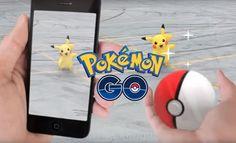 Pokémon GO   Assista Agora o Novo Trailer do Jogo Disponibilizado Pela Nintendo!