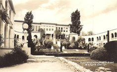 My High School. Placer, in Auburn.  Still looks like this, just beautiful!   Class of 87