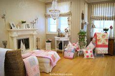 Kotiliesi: Hassutellaan väreillä olkkarissa