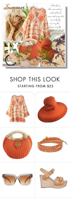 """Hippy Light"" by cerry71 ❤ liked on Polyvore featuring Yves Saint Laurent, Paul Frank, Retrò, Chan Luu, Dolce&Gabbana and L'Autre Chose"