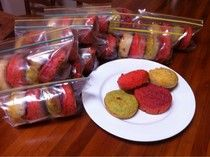 Dukan in Adelaide: Fruity Dukan Cookies are a daily favourite instead of galettes.