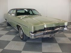 1969 Mercury Marquis Came out of school one day and my Dad was sitting in this new car. All I could think was WOW