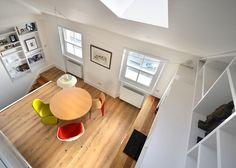 Loft conversion in north London by British design studio Craft Design.
