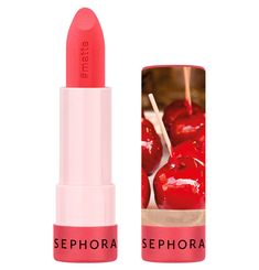 Buy Lipstick from Sephora Collection here. What it is: Want to reinvent your own every day? Fancy Makeup, Kids Makeup, Maquillage Normal, Sephora Lipstick, Lipsticks, Mac Face Charts, Lipstick Collection, Long Lasting Lipstick, Perfume