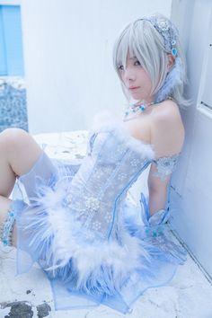 Anastasia,うさ吉, usakichi, うさよし本舗(@xx_usakichi), Photo by Flameworks7(http://www.flameworks7.jp/),