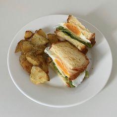 Think Food, I Love Food, Good Food, Yummy Food, Tasty, Comida Picnic, Healthy Snacks, Healthy Recipes, Healthy Junk Food