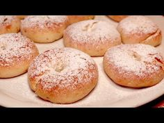 SENZA LIEVITAZIONE Soffici Ciambelle per la COLAZIONE #286 - YouTube Biscotti, Donuts, Beignets, Brunch Recipes, Dessert Recipes, Italian Cake, Cake Factory, Special Recipes, Saveur
