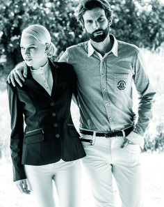 Fame Event Jacket and Competiton Shirt by Mountain Horse.  http://mountainhorse.se/
