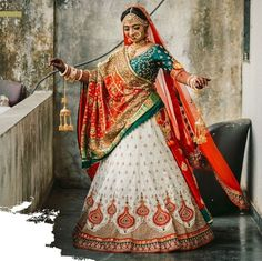 Planning to do your wedding shopping this month? Then you need to make note of these Designer Bridal Sale that are happening both online and in store. Wedding Lehenga Designs, Wedding Lehnga, Designer Bridal Lehenga, Indian Bridal Lehenga, Indian Bridal Photos, Indian Bridal Outfits, Indian Bridal Fashion, Indian Bridal Wear, Royal Indian Wedding
