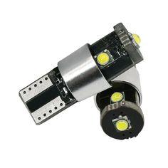 $4.34 (Buy here: https://alitems.com/g/1e8d114494ebda23ff8b16525dc3e8/?i=5&ulp=https%3A%2F%2Fwww.aliexpress.com%2Fitem%2F2pcs-15W-W5W-LED-Canbus-T10-501-Auto-Light-Source-Interior-Lamp-For-Car-Parking-Backup%2F32767497854.html ) 2pcs 15W W5W LED Canbus T10 501 Auto Light Source Interior Lamp For Car Parking Backup Reverse Tail Wide Side Lamp for just $4.34