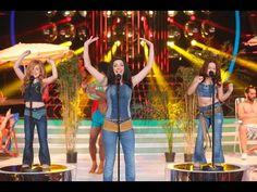 Anna Simon y Nayra imitan a Las Ketchup en Tu cara me suena Mini - YouTube