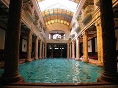 Hotel Gellert - Budapest, Hungary