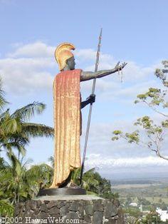Image detail for -King_Kamehameha