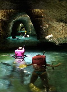 #Underground_Rivers of #Cancun. #Mexico http://en.directrooms.com/hotels/subregion/7-88-2153/