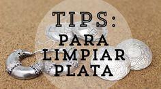 Tips para limpiar la plata