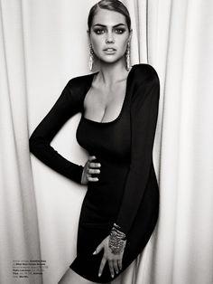 Kate Upton - Vogue Brazil Magazine (July 2013)