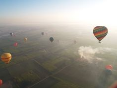 Egypt - Ballooning over the Valley of the Kings 4